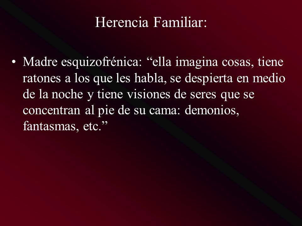 Herencia Familiar: