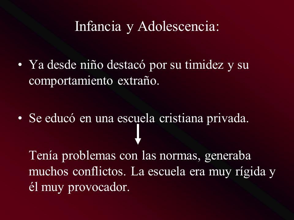 Infancia y Adolescencia: