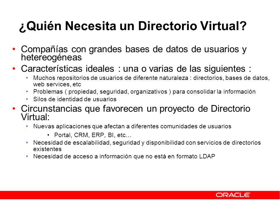 ¿Quién Necesita un Directorio Virtual