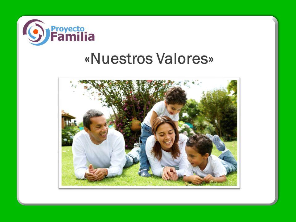 «Nuestros Valores»