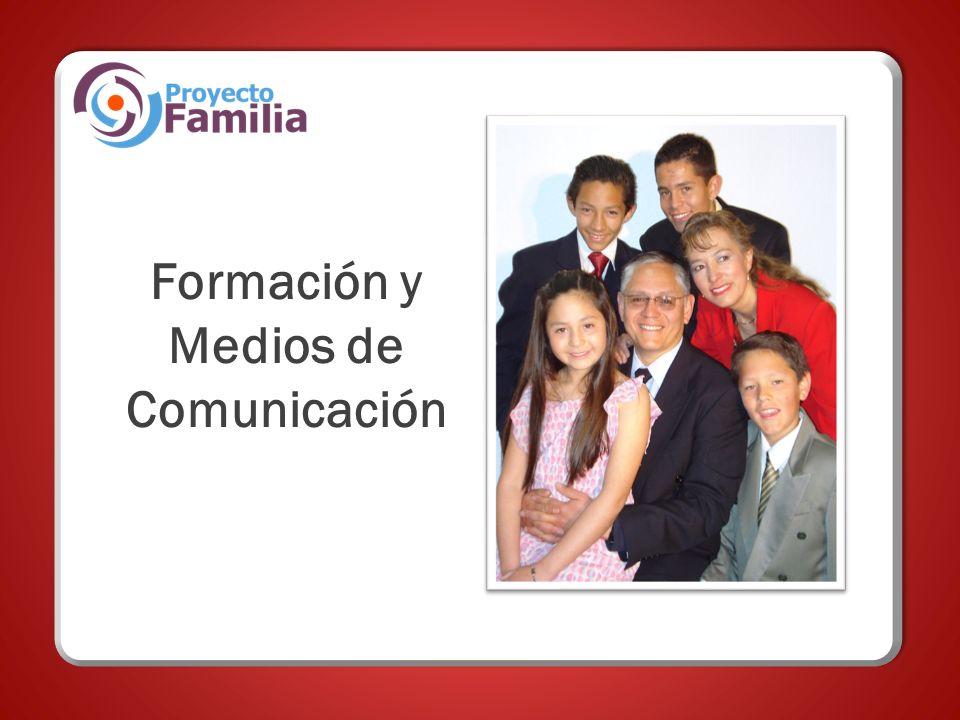Formación y Medios de Comunicación