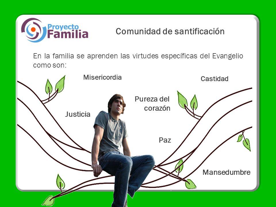 Comunidad de santificación
