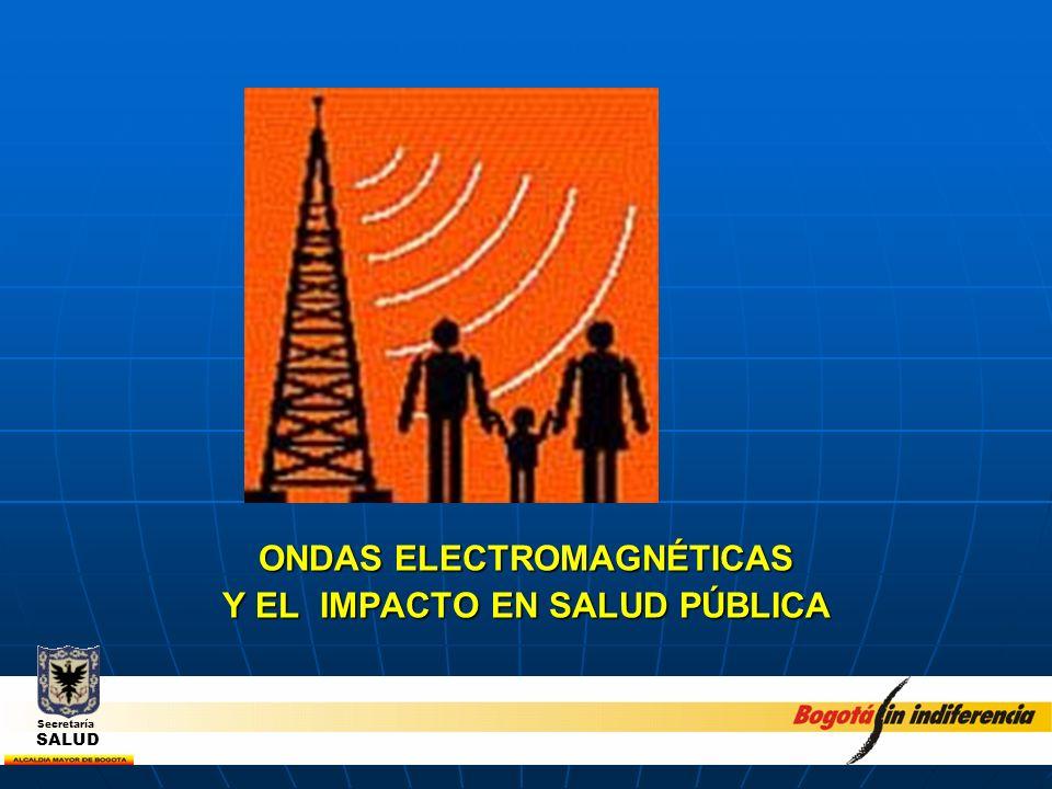 ONDAS ELECTROMAGNÉTICAS Y EL IMPACTO EN SALUD PÚBLICA