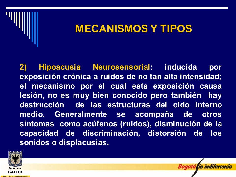 MECANISMOS Y TIPOS