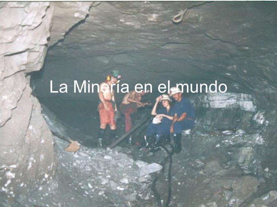 La Minería en el mundo