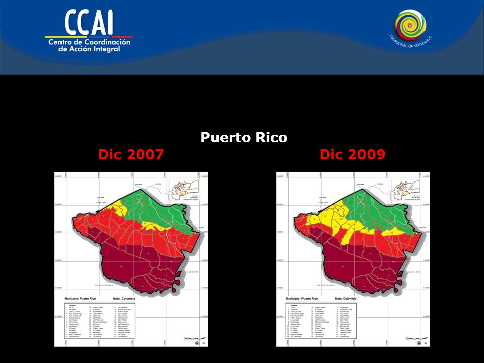 Puerto Rico Dic 2007 Dic 2009