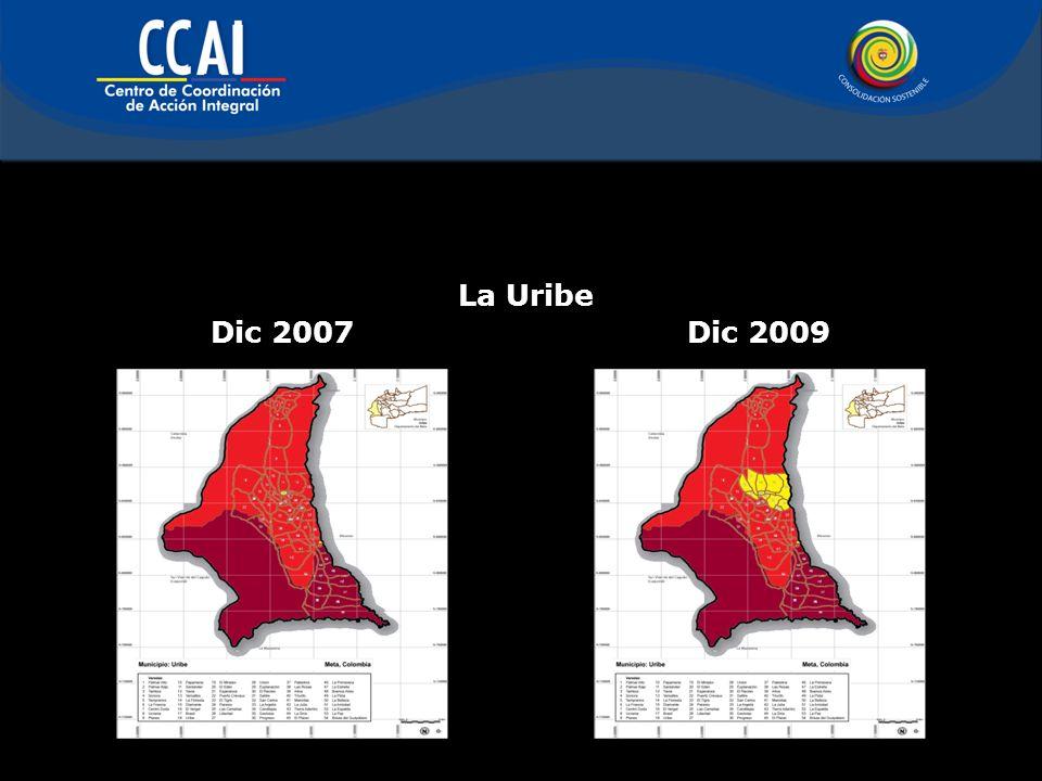 La Uribe Dic 2007 Dic 2009