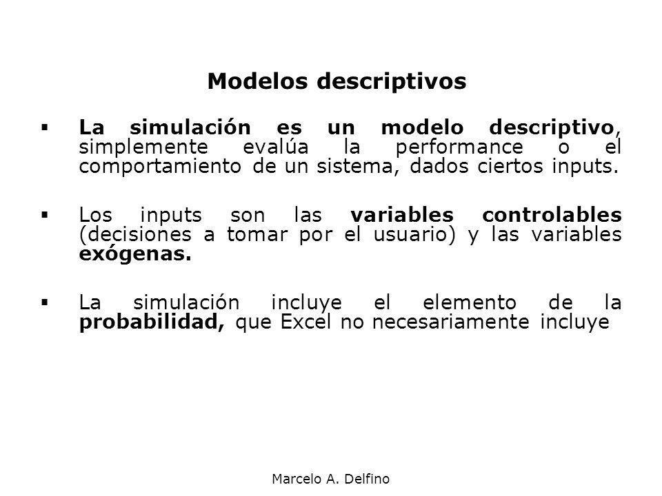 Modelos descriptivos