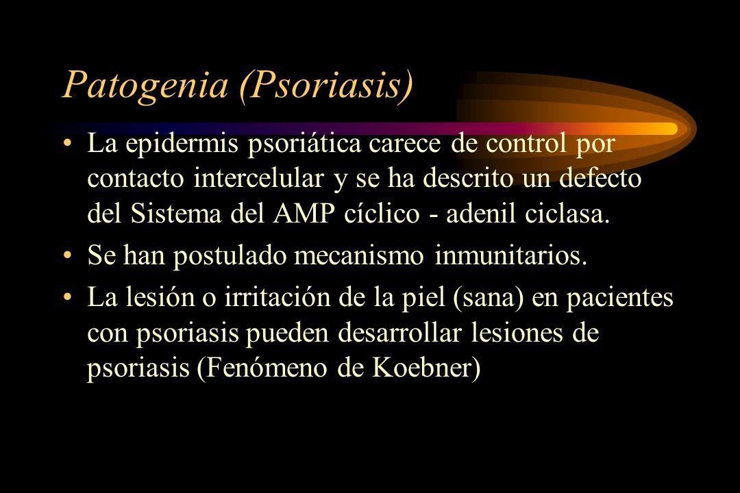 Patogenia (Psoriasis)