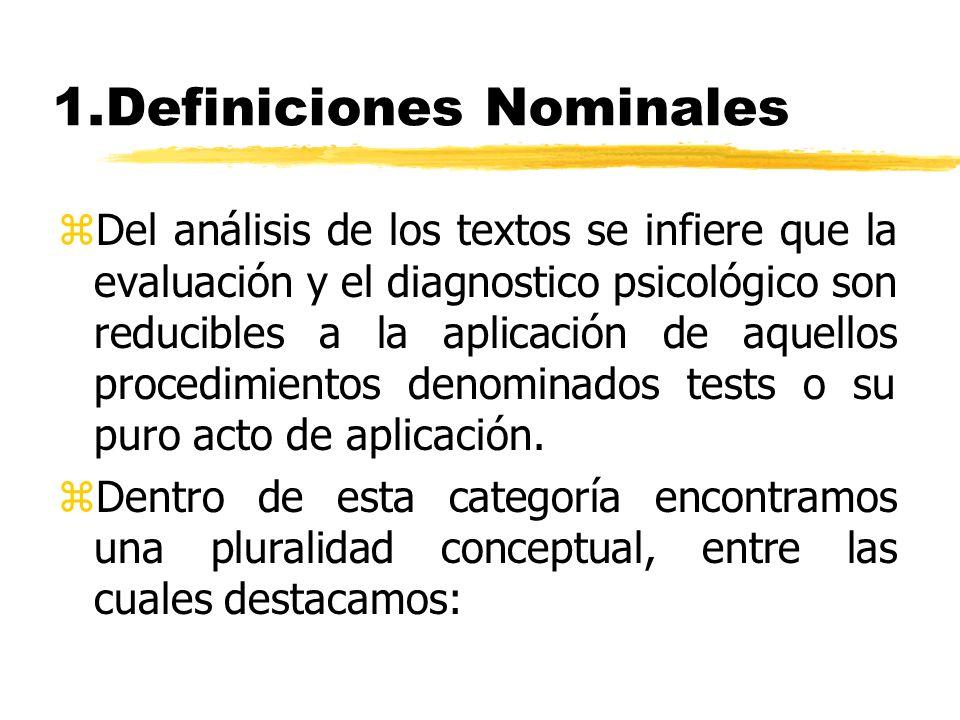 1.Definiciones Nominales