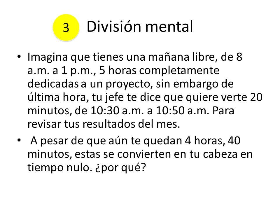 División mental 3.