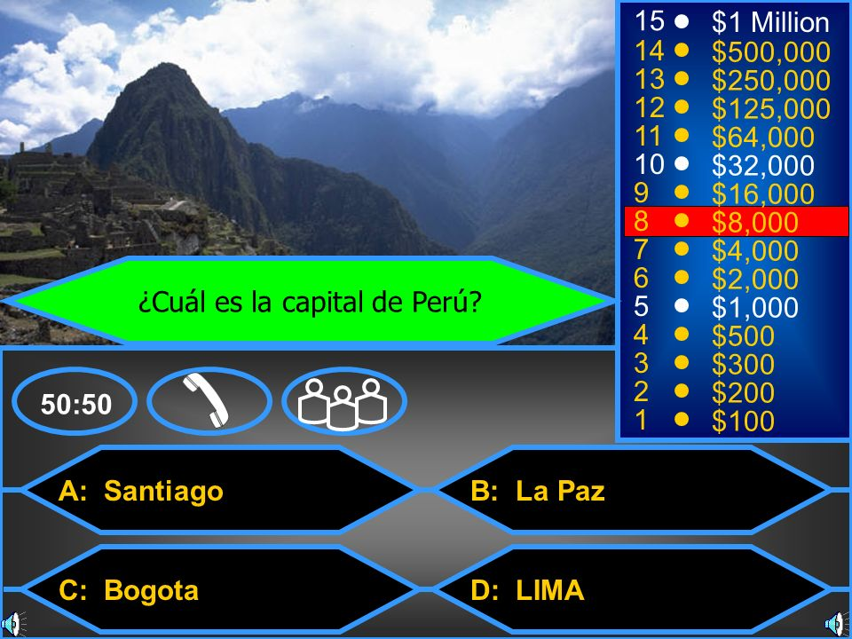 ¿Cuál es la capital de Perú