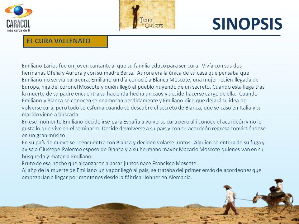 Tierra de cantores brief comercial ppt descargar for Blanca romero dice quien es el padre de su hija