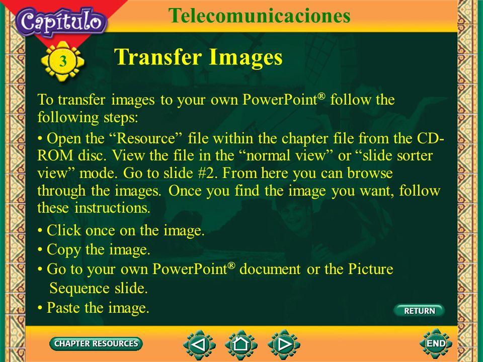Transfer Images Telecomunicaciones