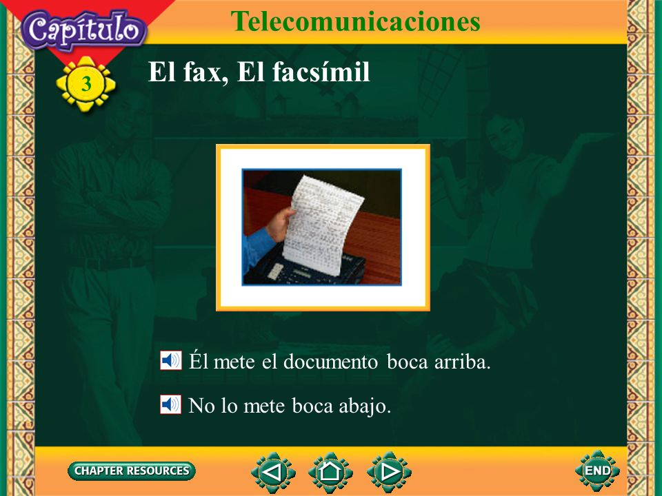 Telecomunicaciones El fax, El facsímil