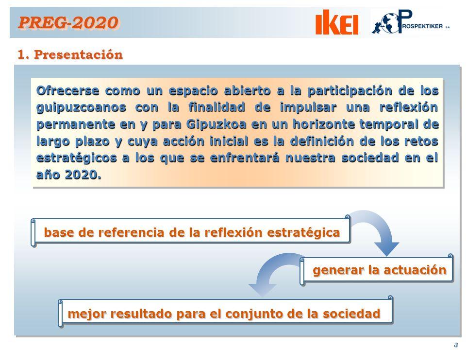 PREG-2020 1. Presentación.