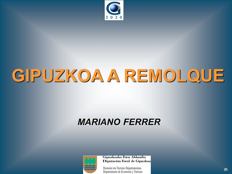 GIPUZKOA A REMOLQUE MARIANO FERRER