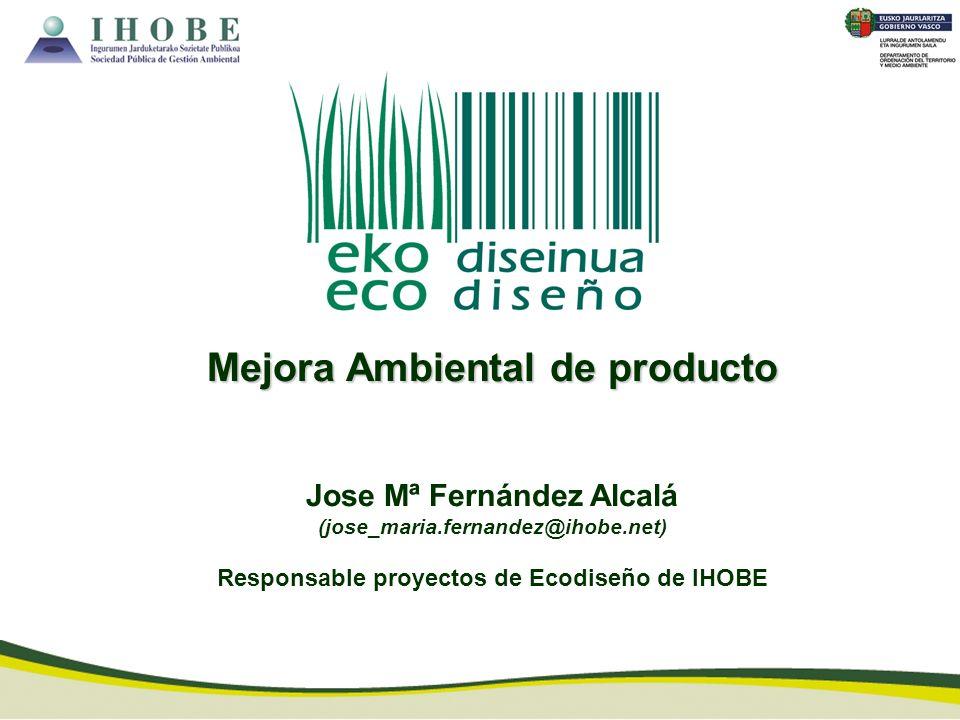 Mejora Ambiental de producto