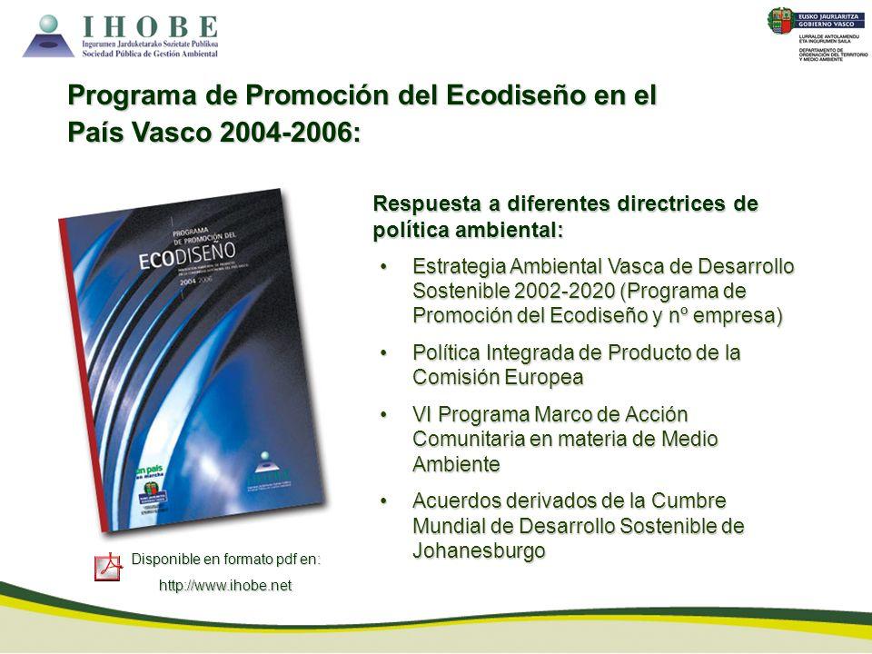 Disponible en formato pdf en: http://www.ihobe.net