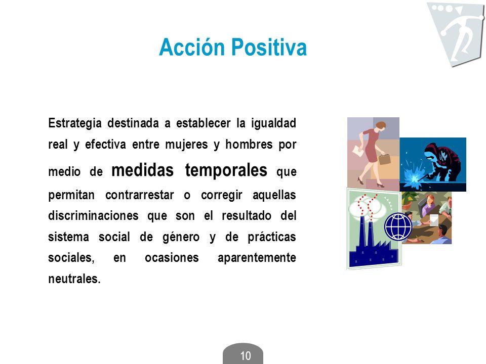 Acción Positiva