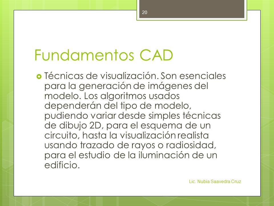 Fundamentos CAD