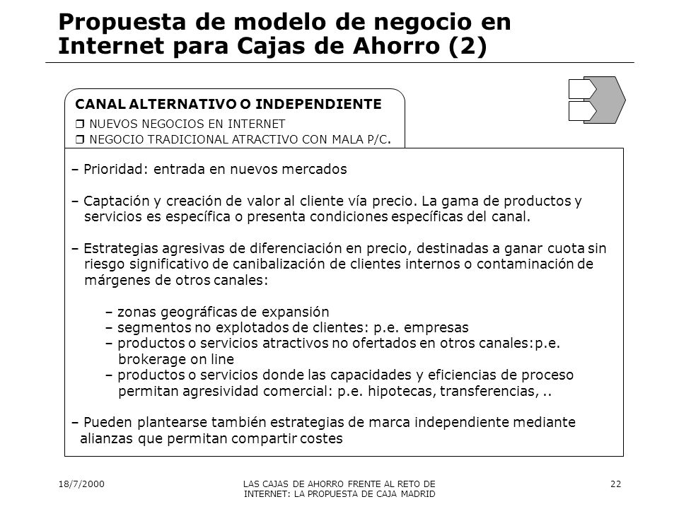 Propuesta de modelo de negocio en Internet para Cajas de Ahorro (2)