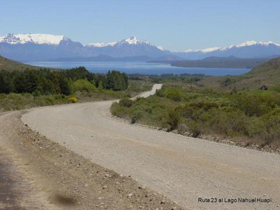 Ruta 23 al Lago Nahuel Huapi