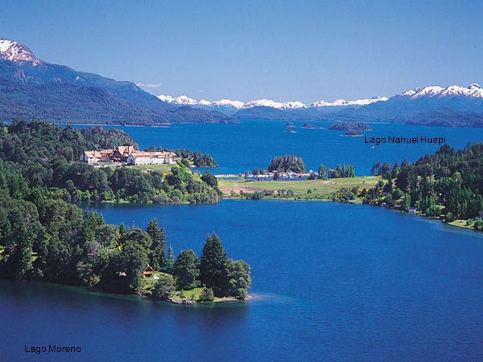 Lago Nahuel Huapi Lago Moreno