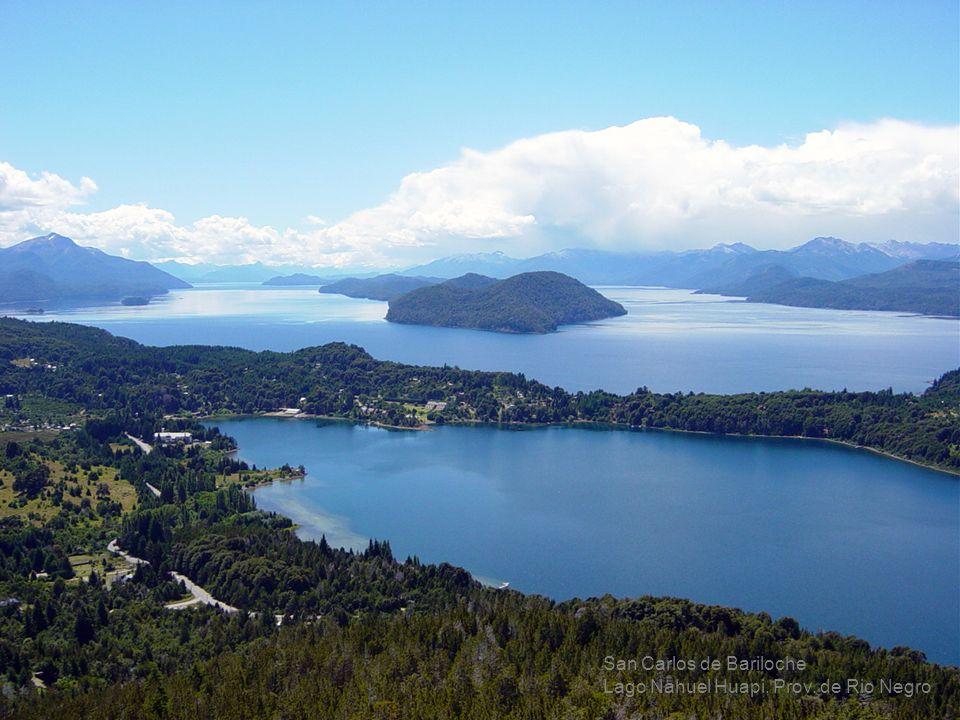 San Carlos de Bariloche Lago Nahuel Huapi, Prov. de Rio Negro