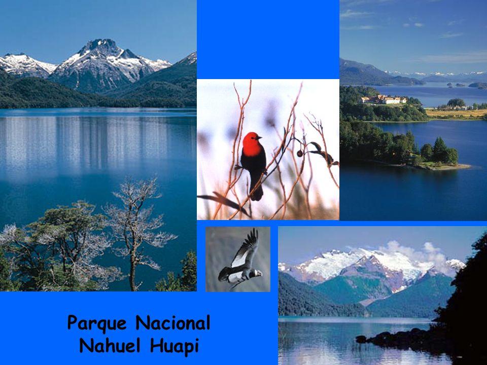 Parque Nacional Nahuel Huapi