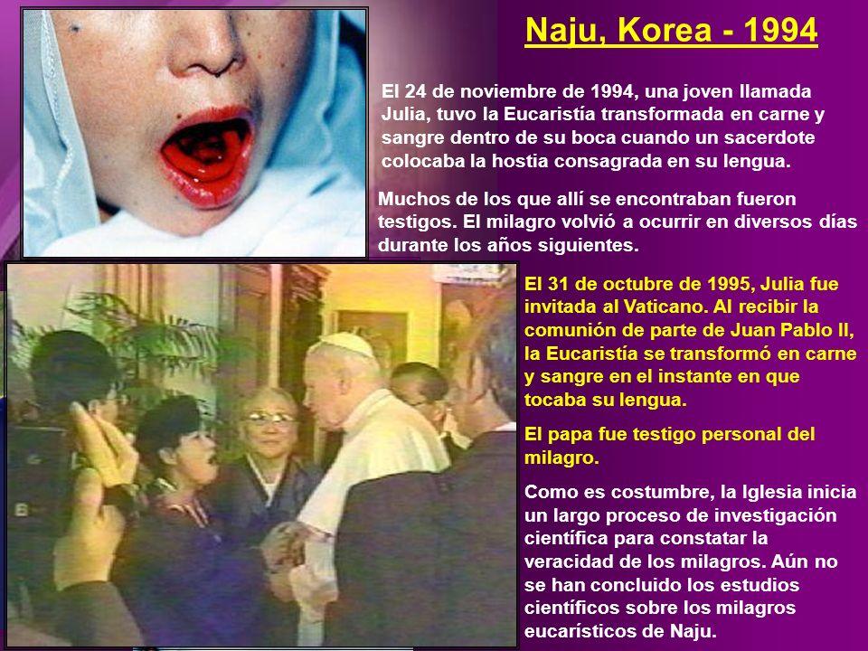 Naju, Korea - 1994