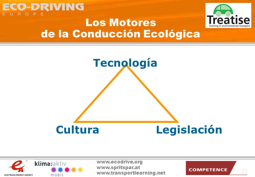 Los Motores de la Conducción Ecológica