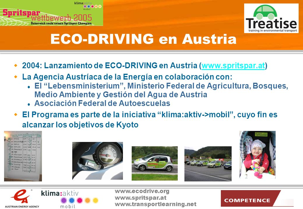 ECO-DRIVING en Austria