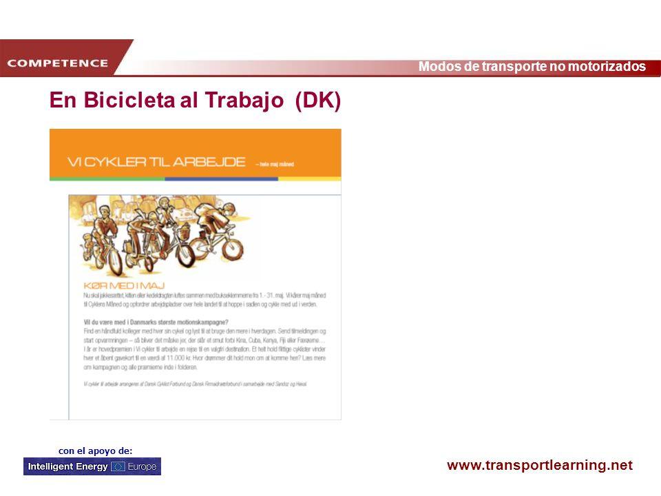 En Bicicleta al Trabajo (DK)