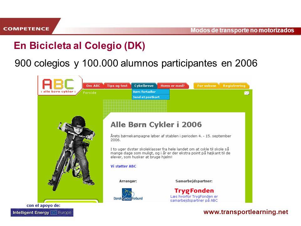 En Bicicleta al Colegio (DK)