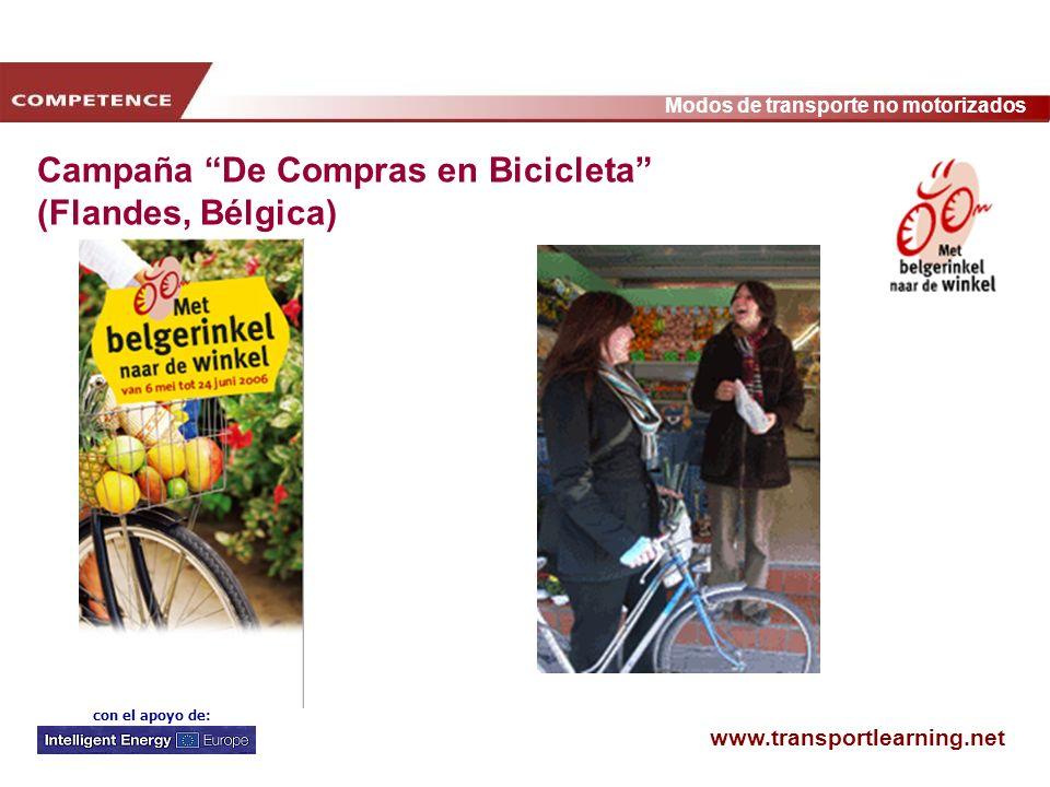 Campaña De Compras en Bicicleta (Flandes, Bélgica)
