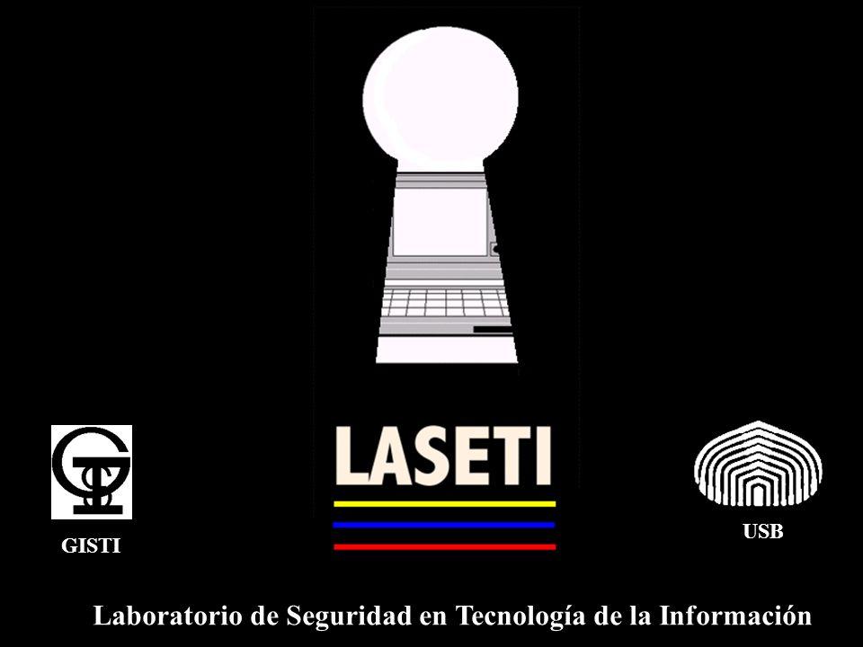 Laboratorio de Seguridad en Tecnología de la Información