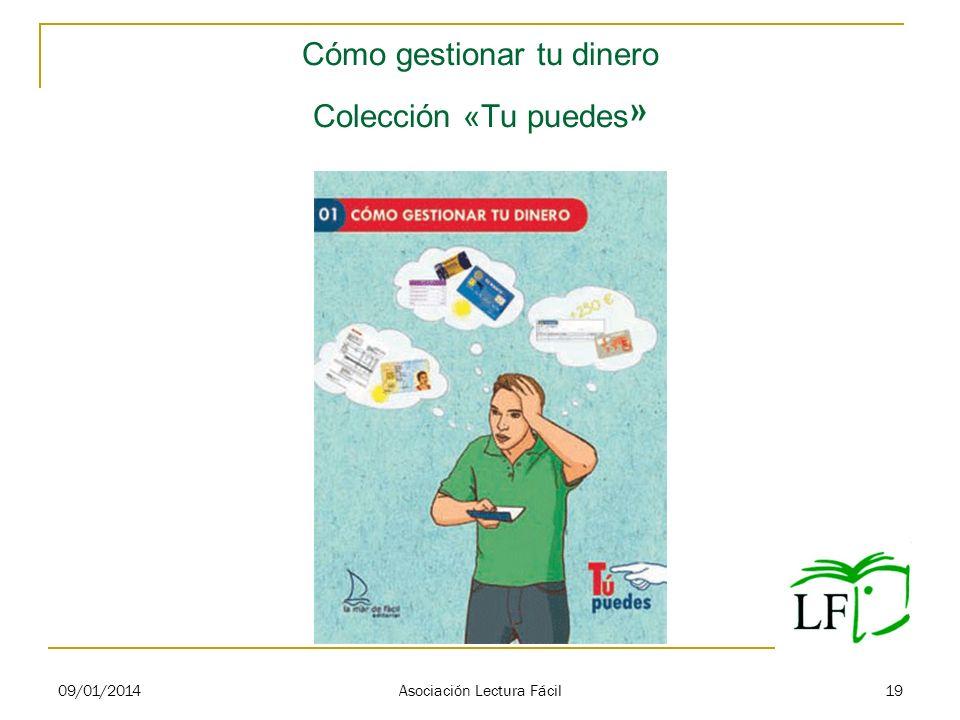 Cómo gestionar tu dinero Colección «Tu puedes»