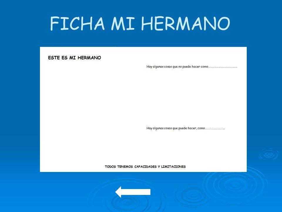FICHA MI HERMANO