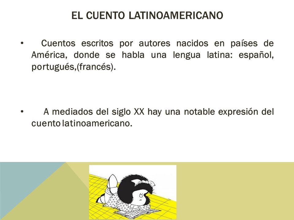El cuento latinoamericano