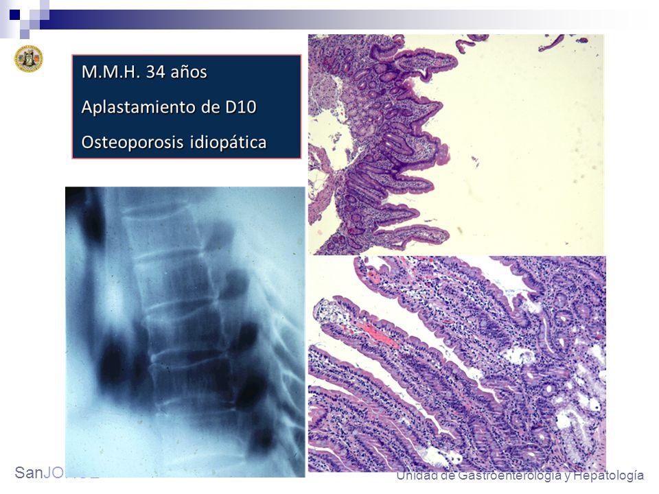 Unidad de Gastroenterología y Hepatología