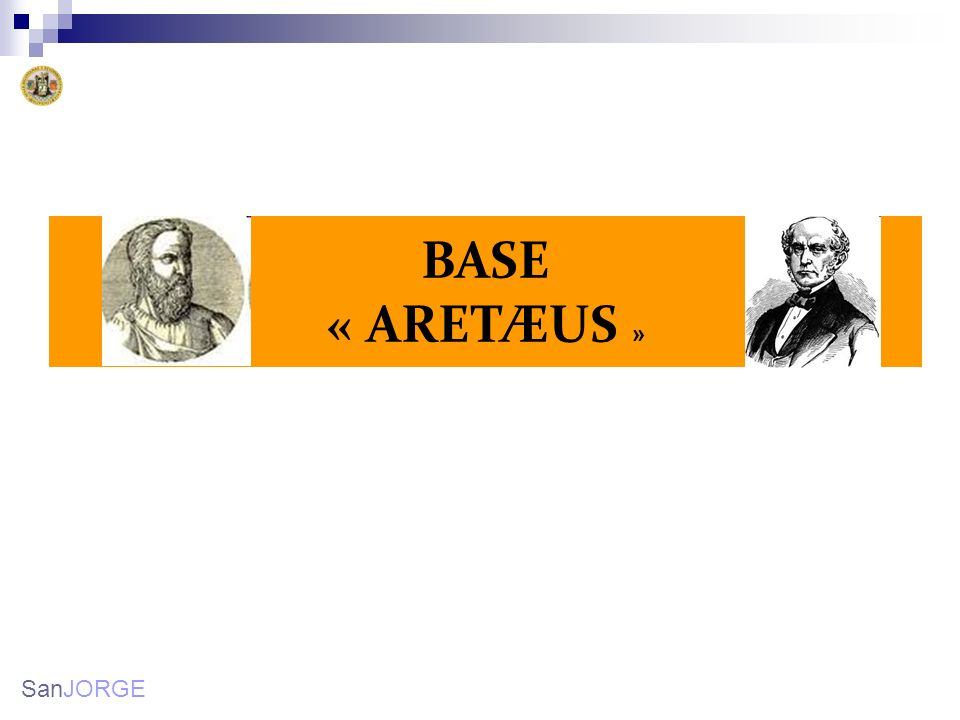 BASE « ARETÆUS »