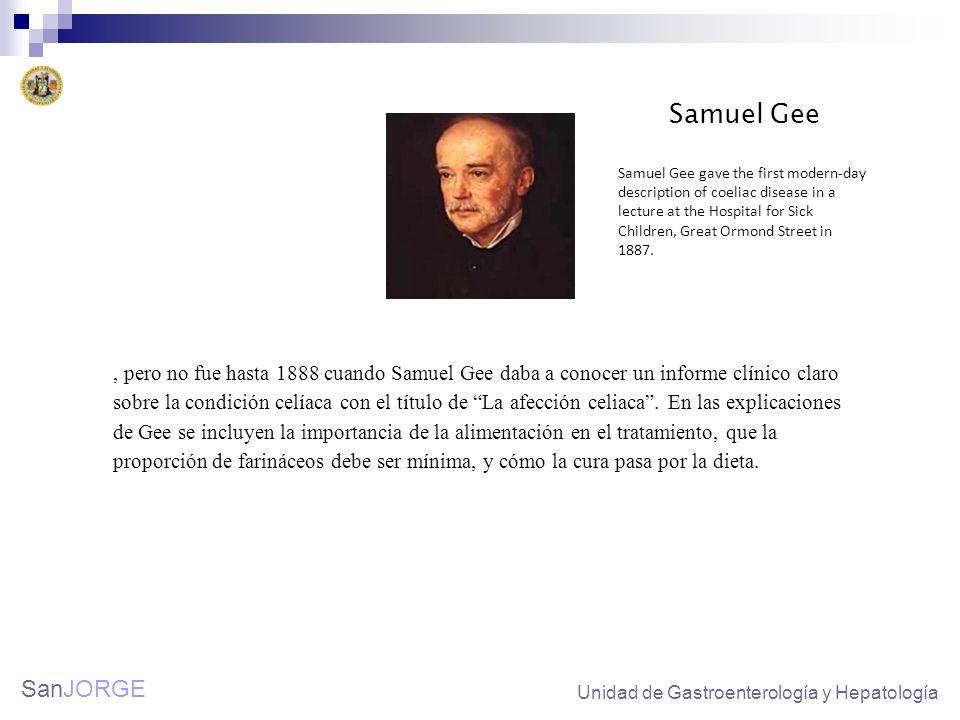 Samuel Gee