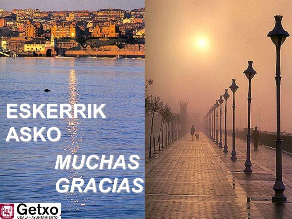 ESKERRIK ASKO MUCHAS GRACIAS