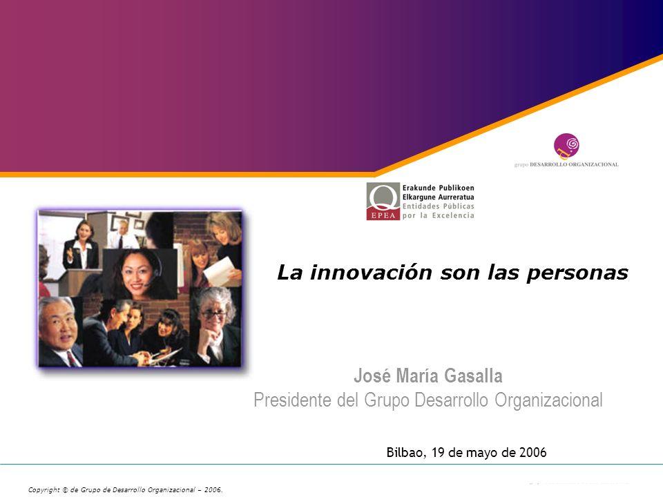 La innovación son las personas