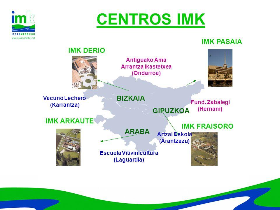 Escuela Vitivinicultura Antiguako Ama Arrantza Ikastetxea (Ondarroa)