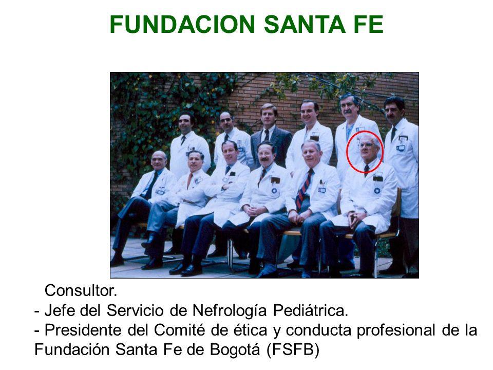 FUNDACION SANTA FE Consultor.