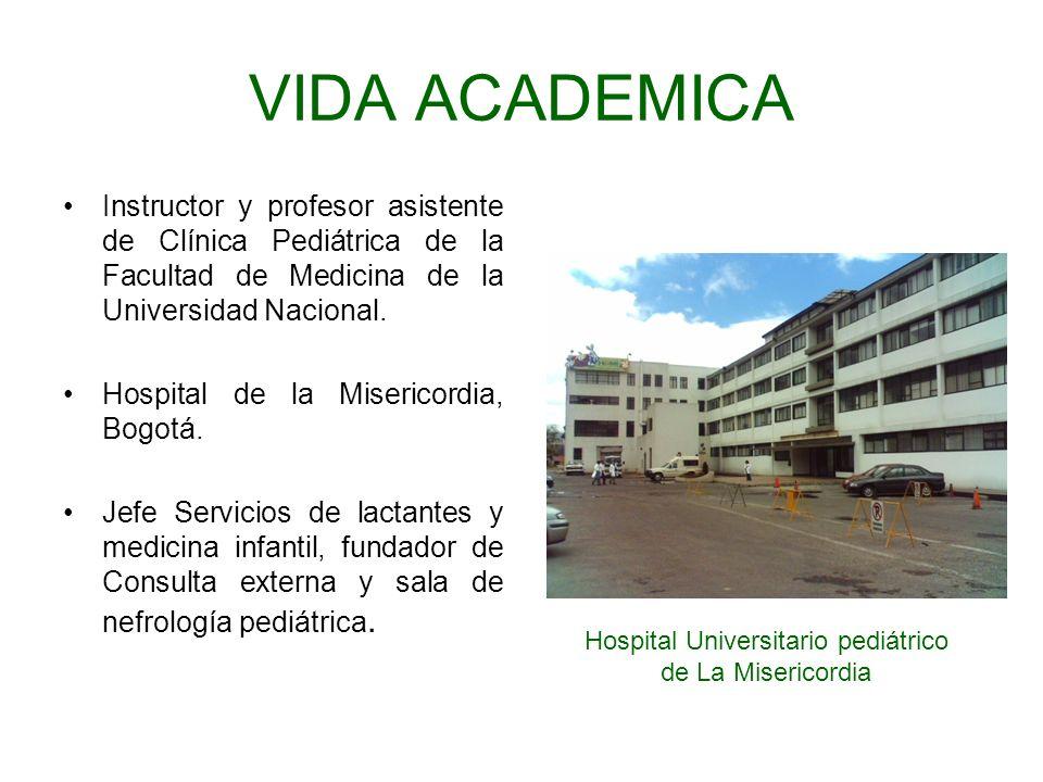 Hospital Universitario pediátrico