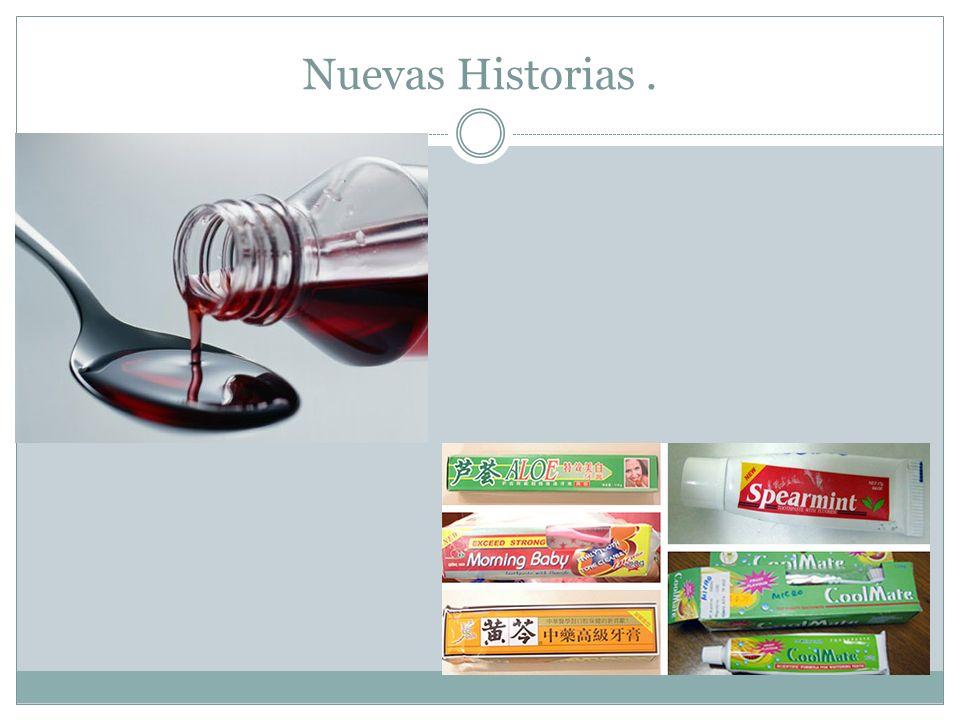 Nuevas Historias .