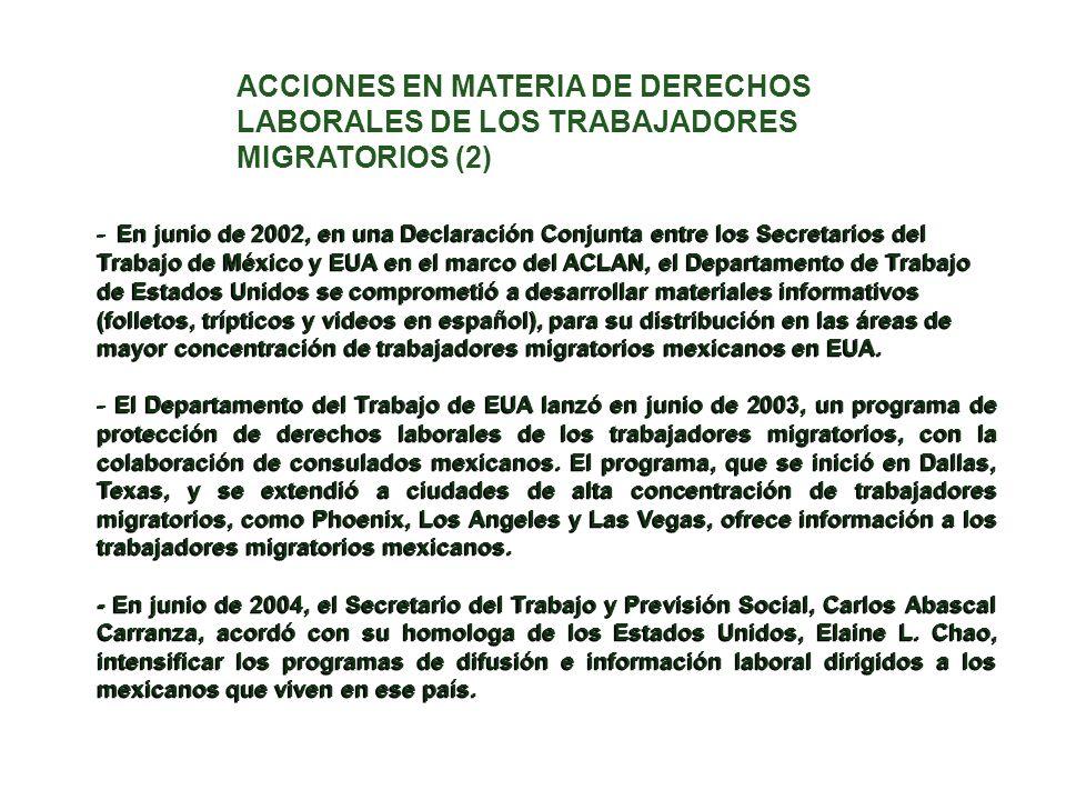 ACCIONES EN MATERIA DE DERECHOS LABORALES DE LOS TRABAJADORES MIGRATORIOS (2)